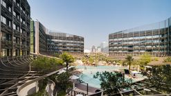 Hotel Ocean Park Marriott / Aedas
