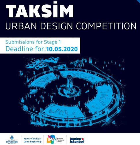 Open Call: Taksim Urban Design Competition