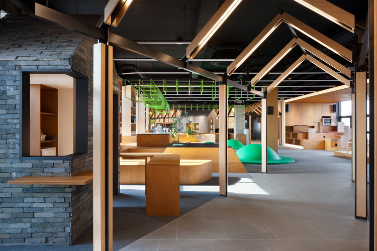 OOZOORO1216  / EUS+ARCHITECTS, © Youngchae Park