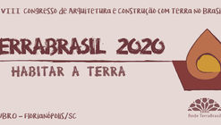 VIII Congresso de Arquitetura e Construção com Terra no Brasil – TerraBrasil 2020