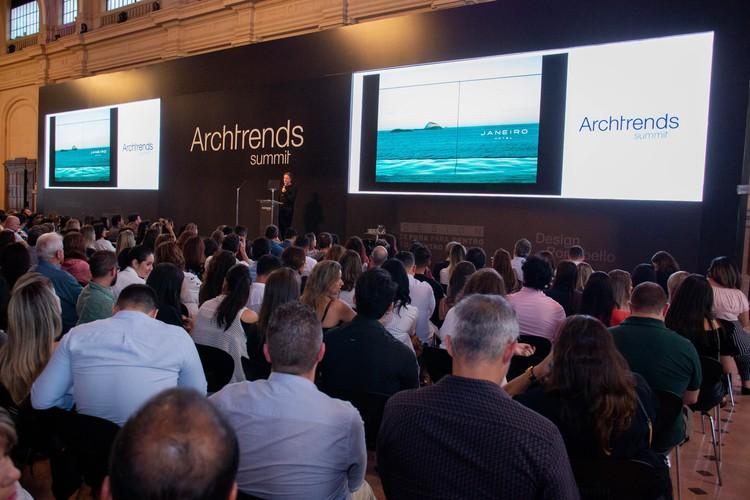 Terceira edição do Archtrends Summit em São Paulo, Fórum de conteúdo trará grandes nomes nacionais e internacionais para discutir o design e a arquitetura