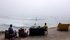 """Exposição """"O Mar é a Nossa Terra"""" ocupa a Garagem Sul no Centro Cultural de Belém em Lisboa"""