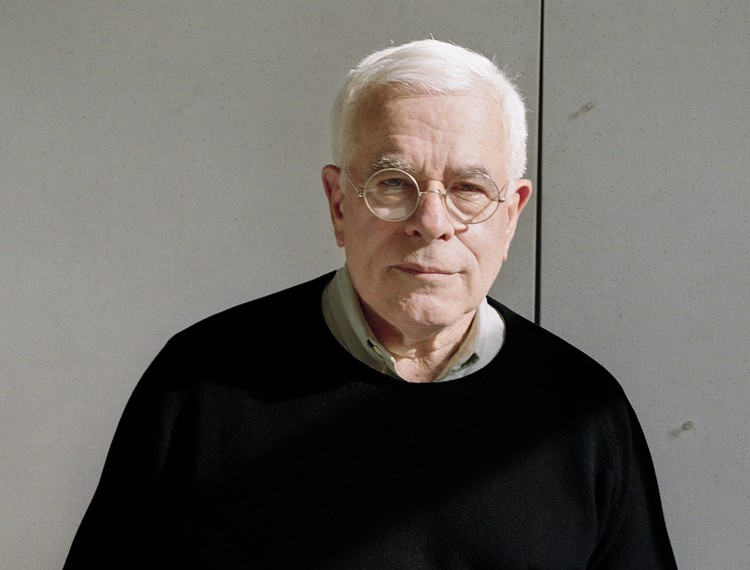 Peter Eisenman aconselha novos arquitetos: domine a linguagem, © Chris Wiley