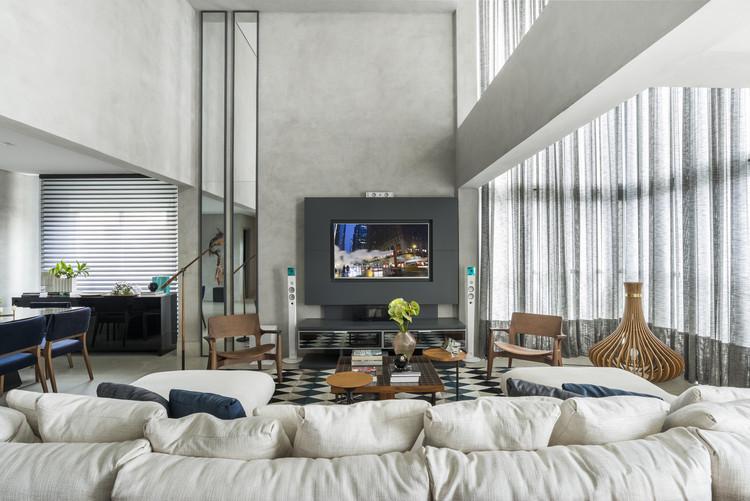 Apartamento ER / Schuchovski Arquitetura, © Daniel Katz