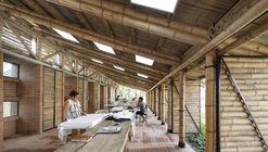 Taller de costura comunitario Amairis / RUTA Arquitectura