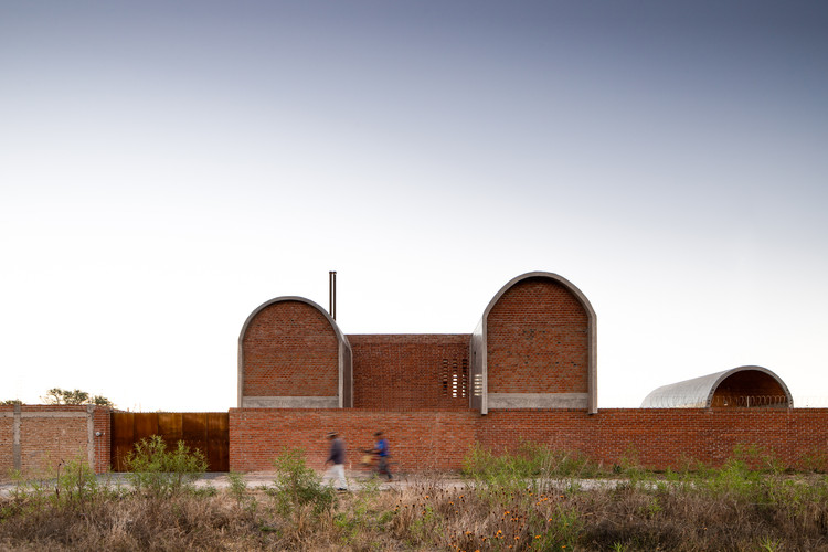Casa Guanajal / Cubo Rojo Arquitectura, © Jorge Succar