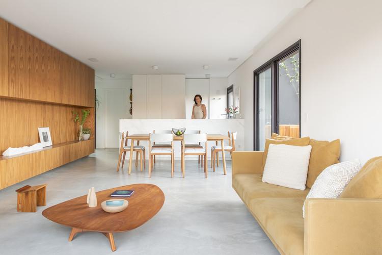 Apartamento IPO / Marina Portolano + Flavia Torres Arquitetura, © Maíra Acayaba