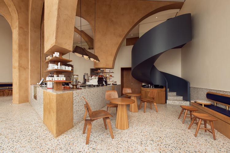 Templo Deco, Elixir Bunn Coffee Roasters / AZAZ Architects, © Abdulrahman Bayshout