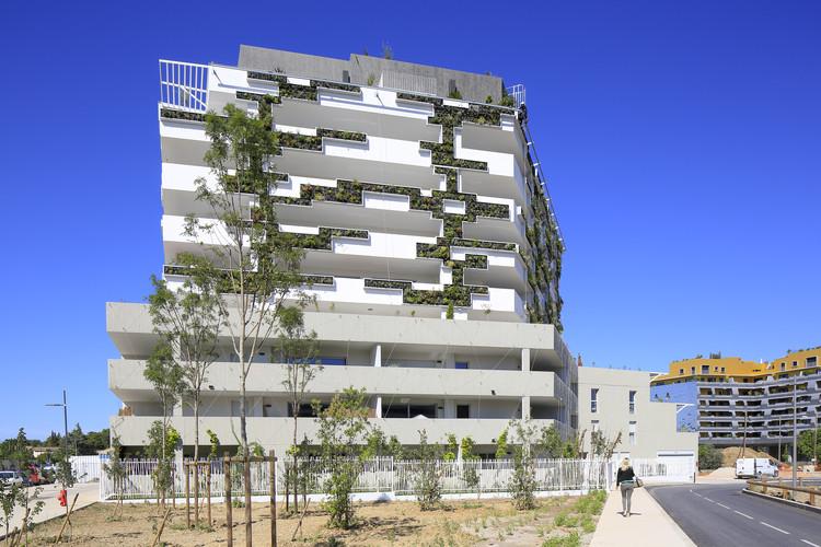 I Park Apartments / NBJ Architectes, © Paul Kozlowski