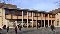 Elementary School at Le Grand Lemps France / Brenas Doucerain Architectes