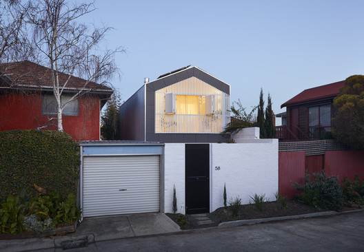 St Kilda Cottage House / Jost Architects