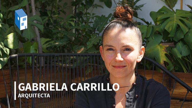 """Gabriela Carrillo: """"Hacer arquitectura no necesariamente significa levantar muros y construir cosas"""", © ArchDaily"""
