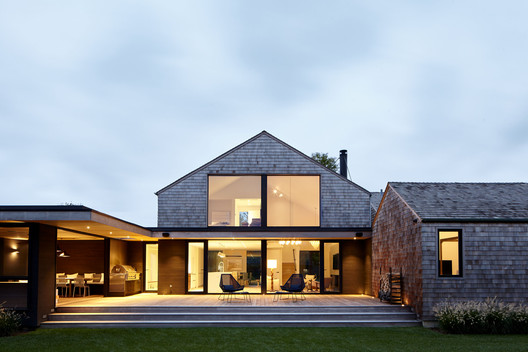 Mitchell Lane House / Robert Young Architects