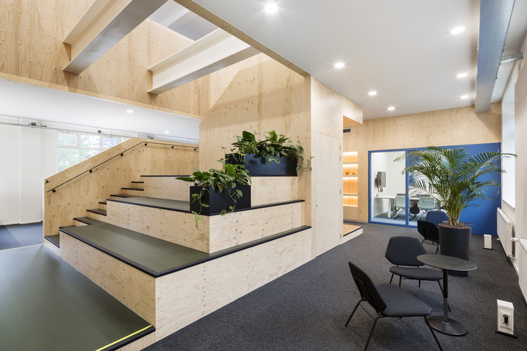Oficina Upfield R&D / JDWA Rotterdam, © Sonia Mangiapane