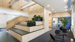 Oficina Upfield R&D / JDWA Rotterdam