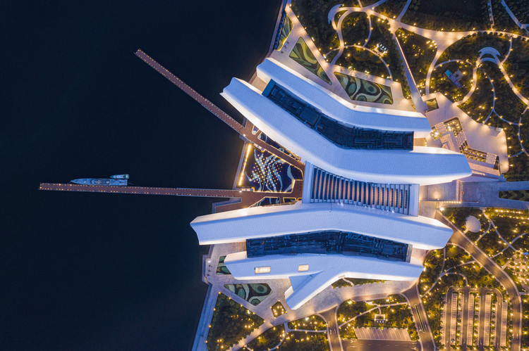 China inaugura seu Museu Marítimo Nacional projetado por COX Architecture, © Terrence Zhang