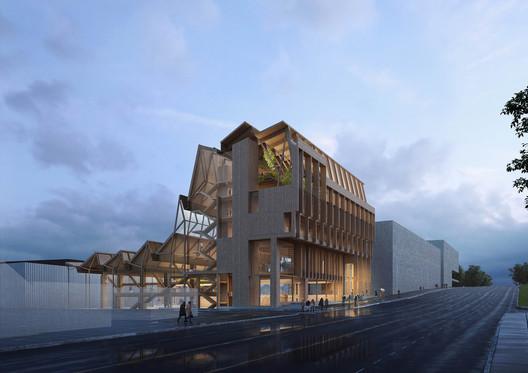 Grafton Architects. Image Courtesy of Fay Jones School of Architecture and Design, University of Arkansas
