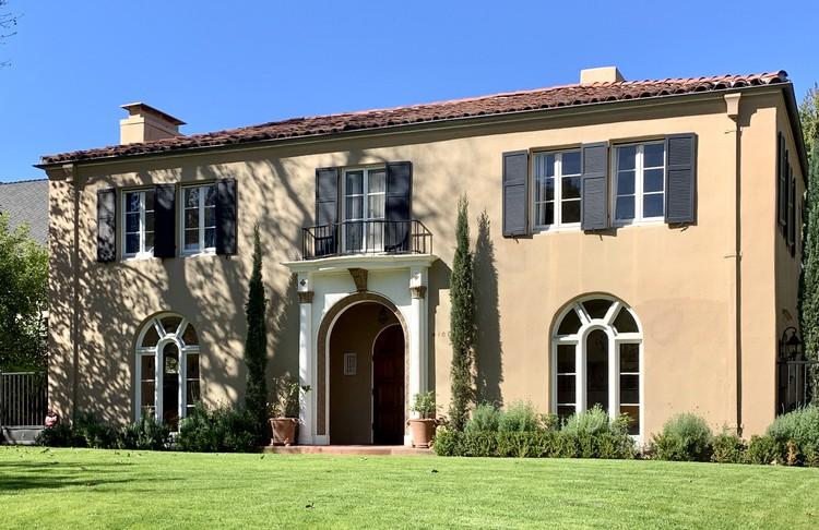 "Pasadena Heritage Spring Home Tour - ""Wallace Neff, Master Architect"", Dr. Kavanel House"