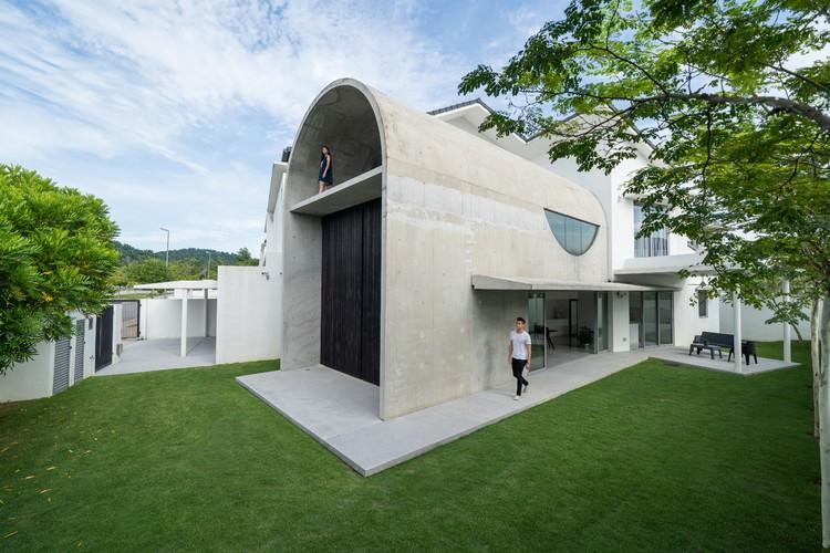 Casa Bewboc / Fabian Tan Architect, © Ceavs Chua