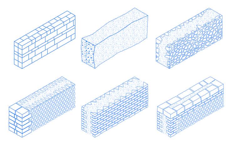 ¿Cómo se construyeron los muros de los edificios romanos?, © Eduardo Souza (ArchDaily)