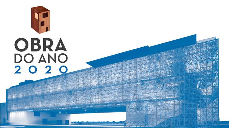 Votações abertas para o Prêmio Obra do Ano 2020
