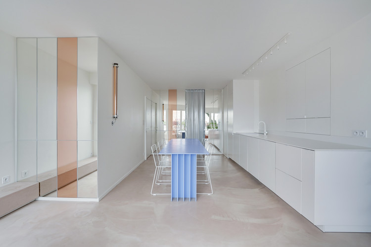 18 Juillet Apartment / Ubalt architectes, © Yohann Fontaine