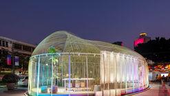 Everlasting Forest Pavilion for Bangkok Design Week 2020 / Plural designs company limited