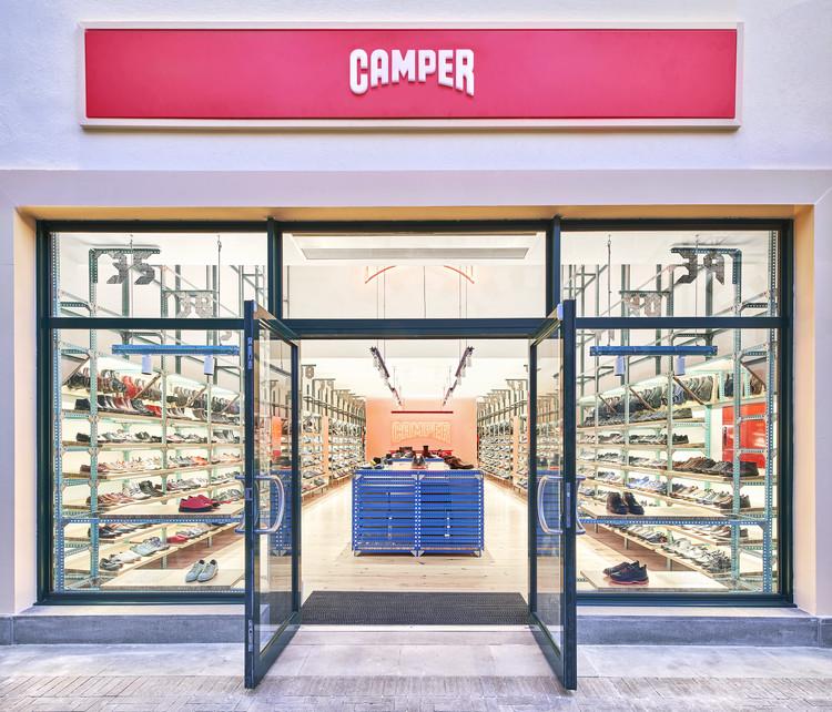 Tienda Camper / Oficina Penadés, © José Hevia