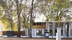 Wooden Nursery / Djuric Tardio Architectes