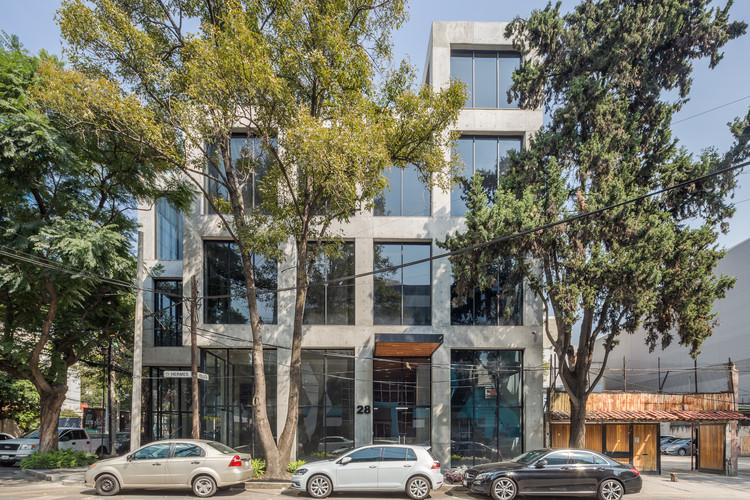 Edificio Hermes 28 / OW Arquitectos , © Diana Arnau