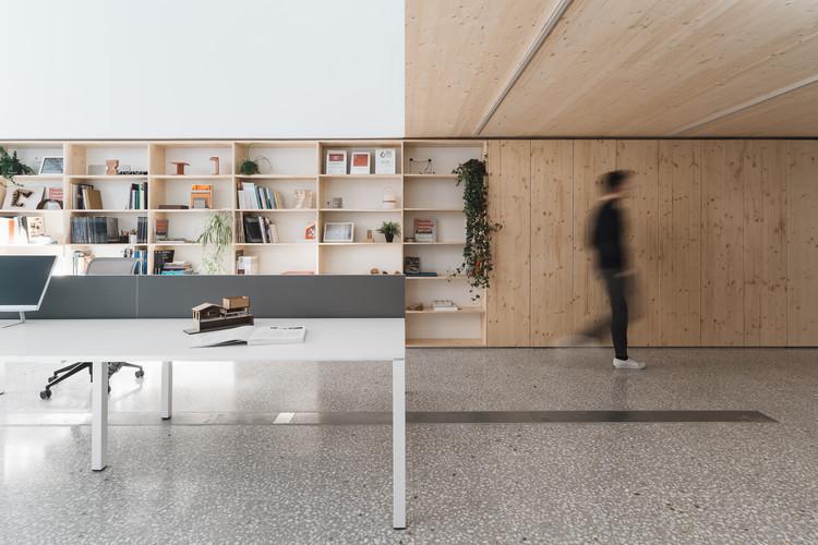 Espacio de Trabajo Verne / Verne Arquitectura, © Pablo García Esparza