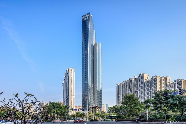The Landmark / Shing & Partners Design Group, © Qingling Zhang