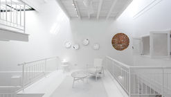 Canvas House for co-living / Ministry of Design