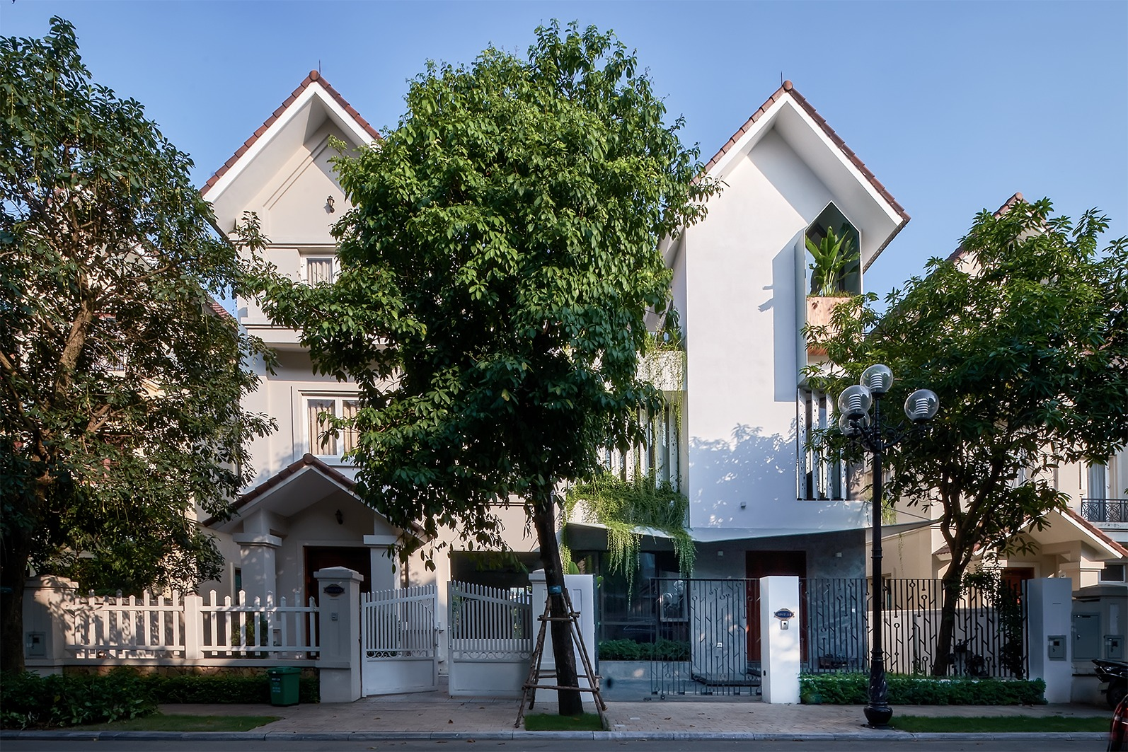 Maison TL / Nghia-Architect  ArchDaily