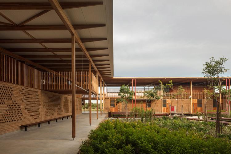 Terceiro Prêmio Oscar Niemeyer abre seleção de projetos brasileiros, Pueblo Infantil / Rosenbaum + Aleph Zero, finalista do Prêmio Oscar Niemeyer 2018  Imagem © Leonardo Finotti