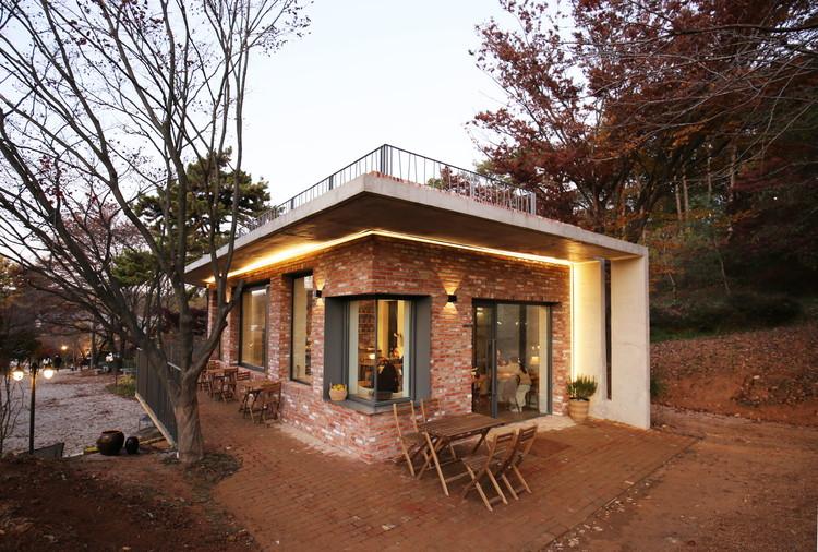 Cafe Piora / studio_GAON, Cortesía de studio_GAON