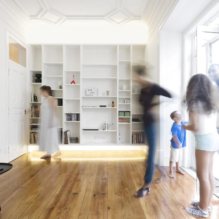 Apartamento BCIII / João Tiago Aguiar Arquitectos, © Fernando Guerra | FG+SG