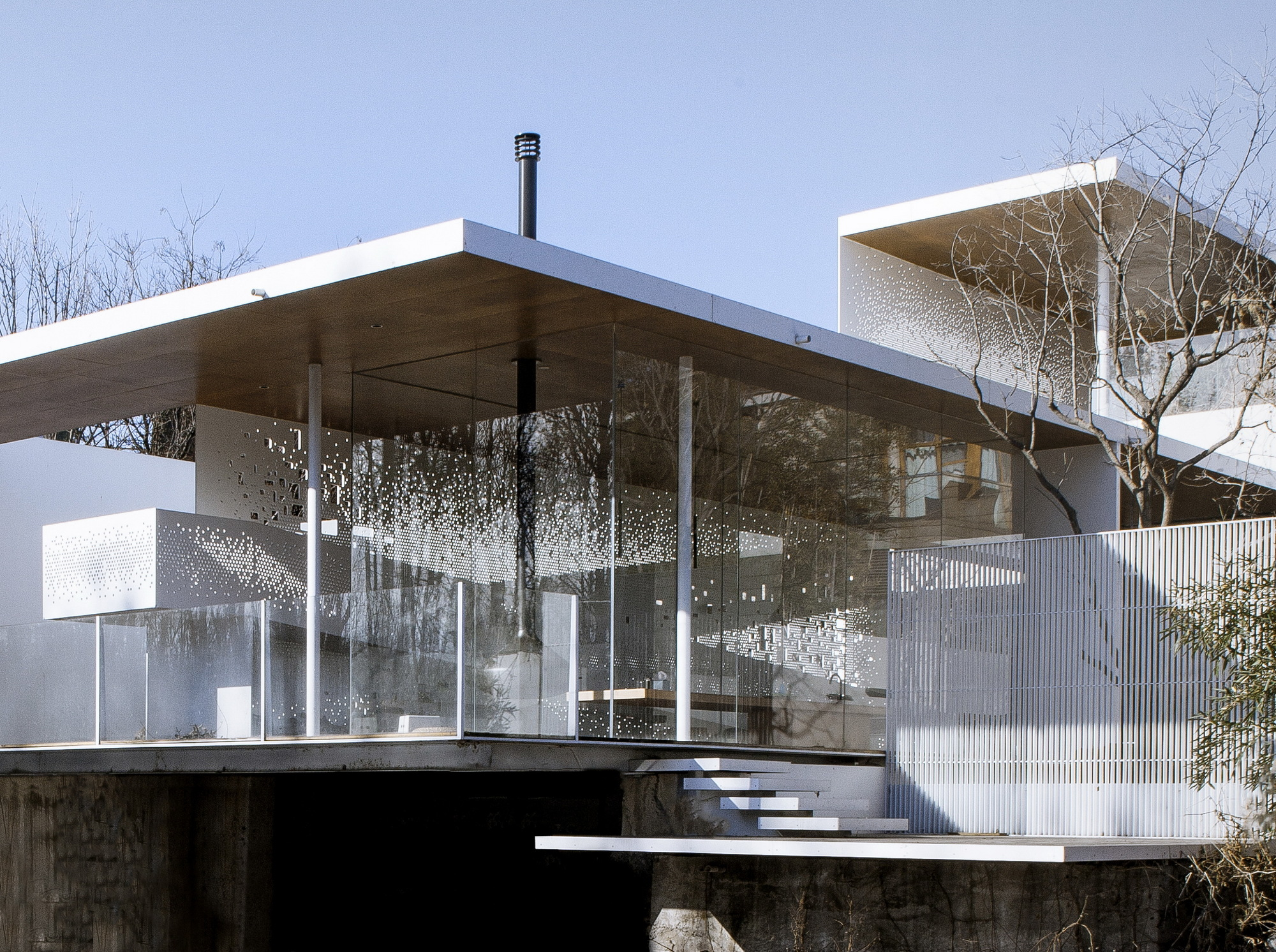 Landscape House / TAOA
