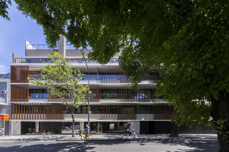 Edificio AER La Pampa  / Cubero Rubio, © Ramiro Sosa Fotografía