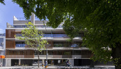 Edificio AER La Pampa  / Cubero Rubio