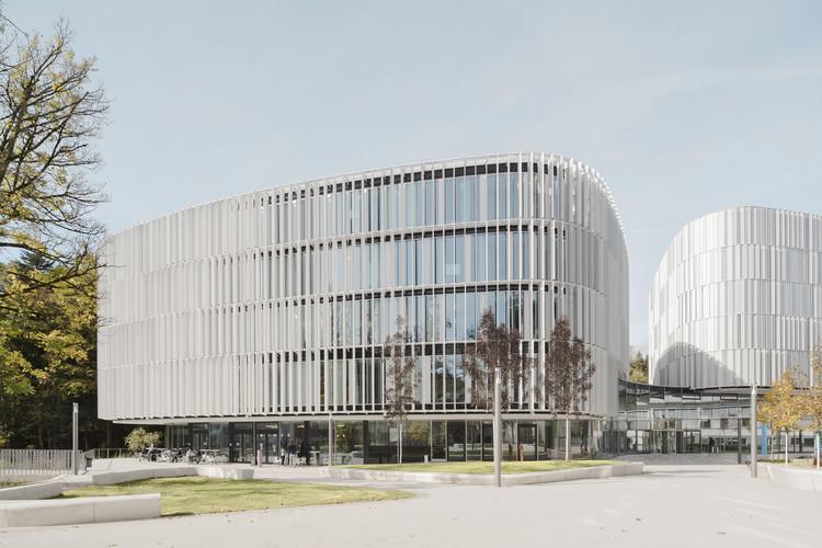 Bosch Automotive Steering Customer Center / wulf architekten, © Brigida González