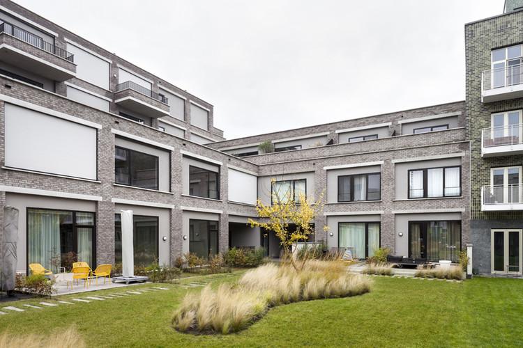 Complejo residencial Kadox / HUB, © Ilse Liekens