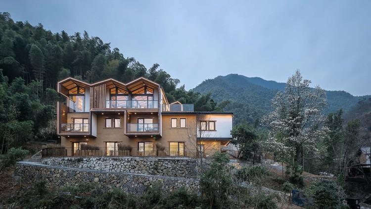 Yiyunshangshe Hostel / JR Studio, © Shuang Pan
