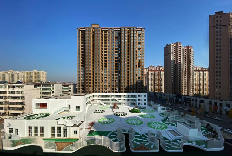 Lingbao Children's Center / unarchitecte, © Commune One
