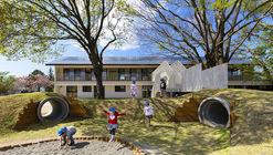 Jardim de Infância e Berçário MRN / HIBINOSEKKEI + Youji no Shiro