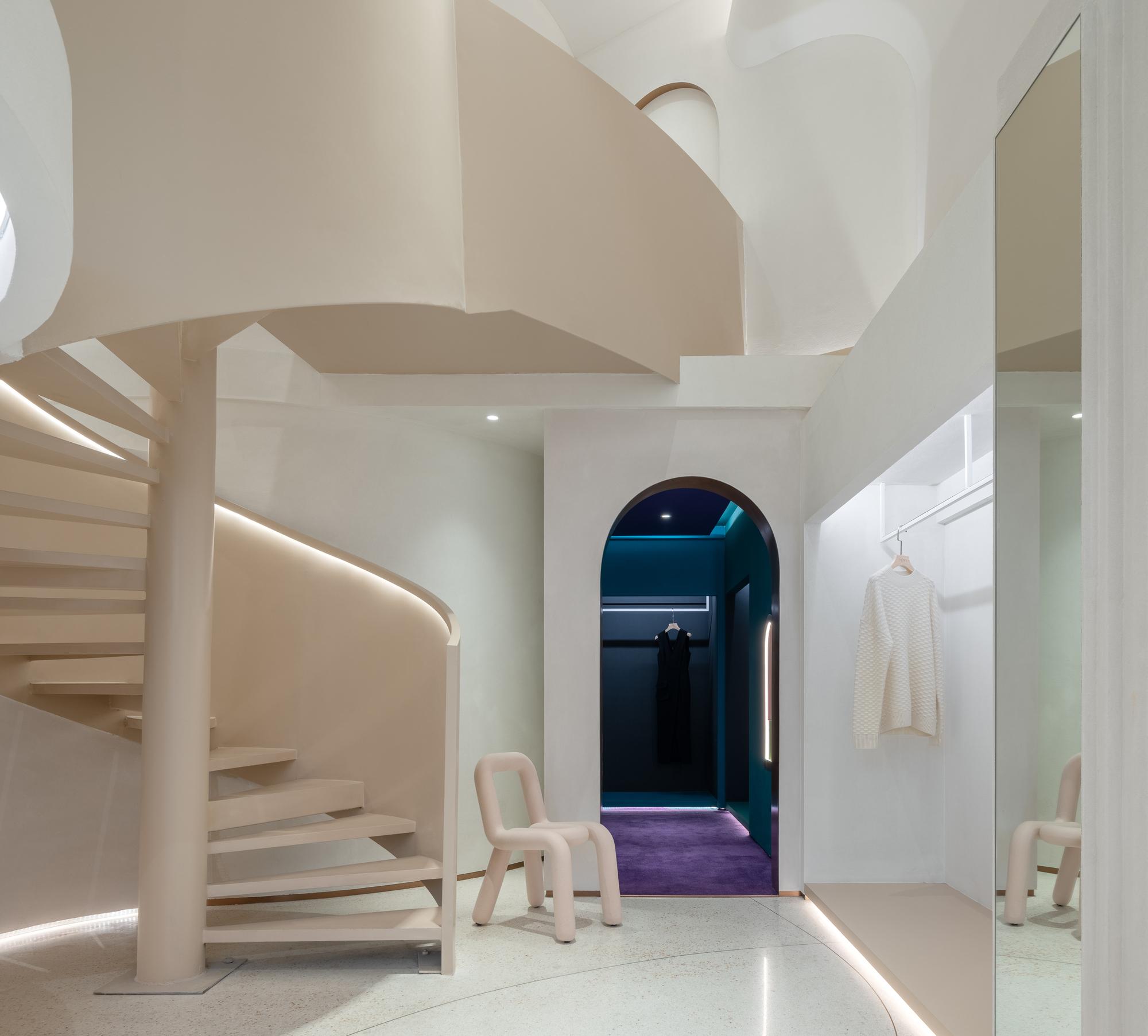 Creme Boutique All Design Studio Archdaily