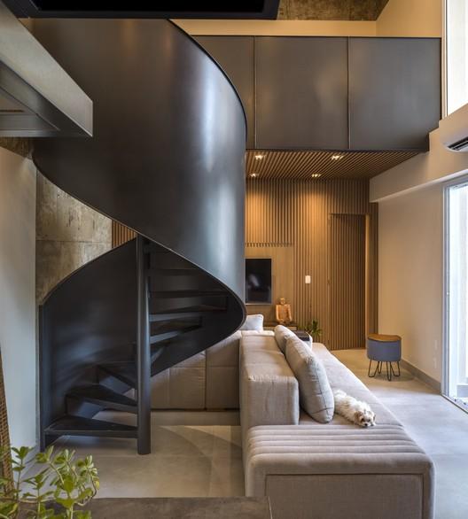 Apartamento Panamby / LCAC Arquitetura, © Romulo Fialdini