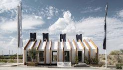 Prototipo de pabellón prefabricado / Ayllón Paradela Deandrés Arquitectos + Xesta-Rasilla Arquitectos