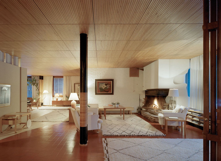 10 Timeless Interior Spaces From the 20th Century, Villa Mairea / Alvar Aalto. Image: © Åke Eson Lindman