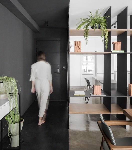 Apartamento JL / flipê arquitetura, © Carolina Lacaz